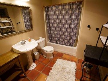 Washroom At LOH Night Stay