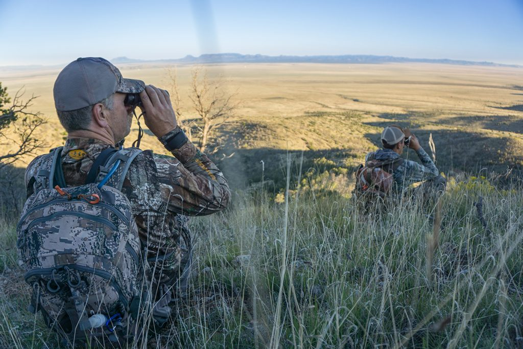 Guided New Mexico Elk Hunt