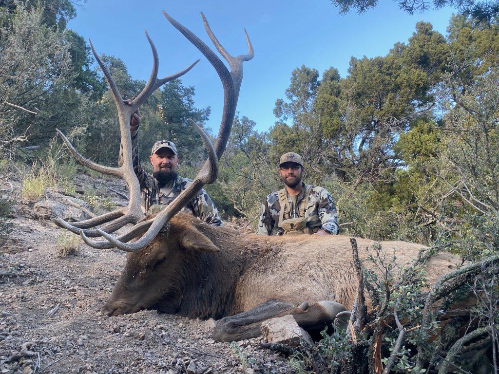 October Elk Hunt in New Mexico