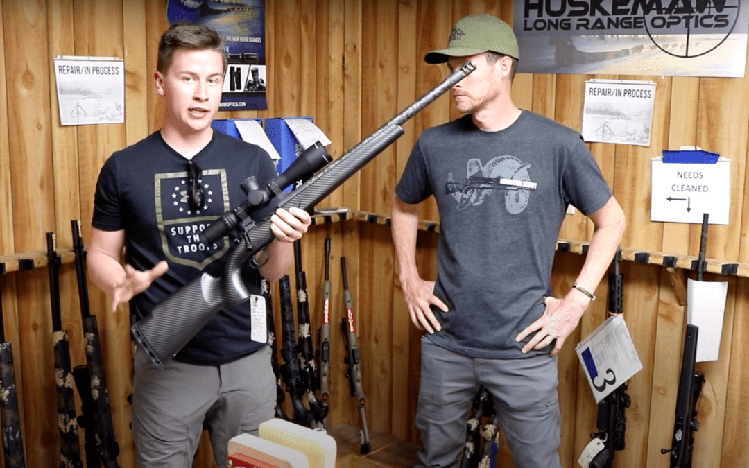 Hunting Rifle Recommendation with Best of the West