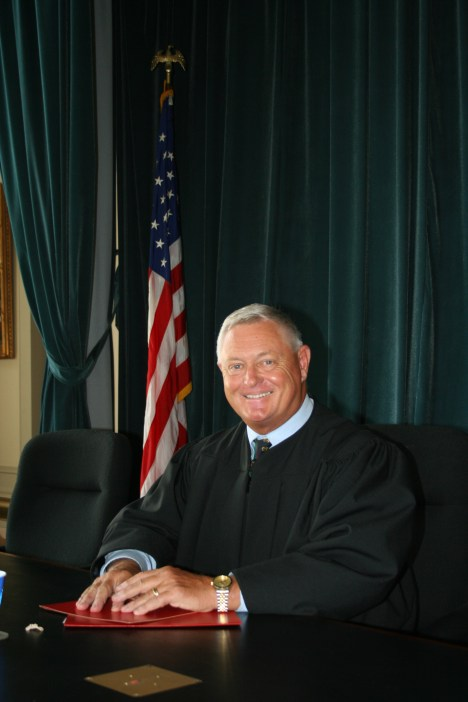 Judge Doug McCullough @ Bench