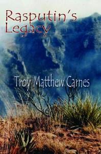 Rasputin's Legacy front cover copy