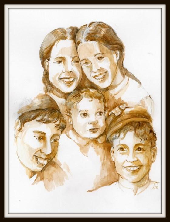 Abromovich children
