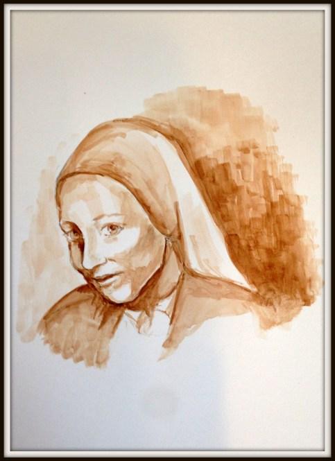 Framed Anzia