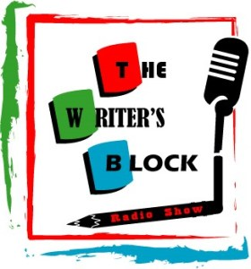 logo for writers block