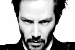 American-actor-Keanu-Reeves-Scary-eyes-Home-Decoration-Art-silk-fabric-cloth-canvas-poster-printing