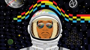 Kid Cudi - Embrace The Martian (Crookers Remix)