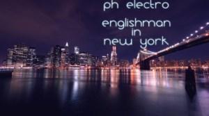 Ph Electro - Englishman In New York (Radio Long)