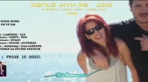 Philippe Coste Feat. Laura Zen & Phylly - Dance with me 2010