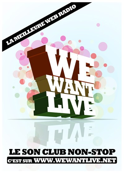 We Want Live son club non-stop