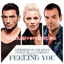 Antoine Clamaran feat Soraya & Vince M - Feeling You