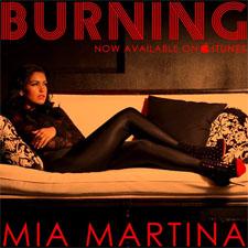 Mia Martina - Burning (Monte Le Son)