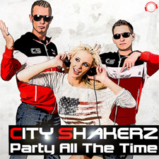 City Shakers - Party All The Time