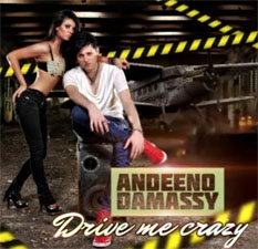 Andeeno Damassy - Drive Me Crazy
