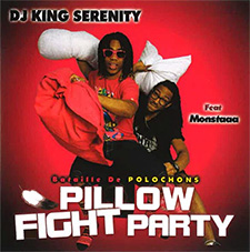 DJ King Serenity feat Monstaaa - Pillow Fight Party (English Club Mix)