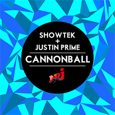 Showtek & Justin Prime - Cannonball (NRJ ID)