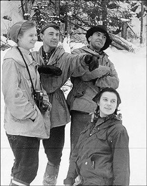 Dubinina, Rustik, Kolmogorov y Zolotarev