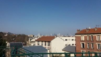 Les toits de Saint-Cloud