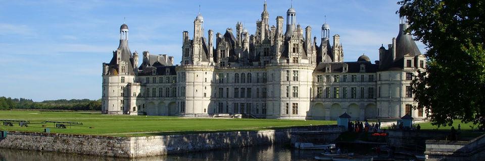 château de Chambord guide check-list vacances val loire membre de carte Club 41