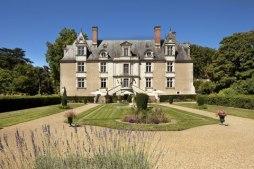 réveillon nouvel an saint Sylvestre insolite dans le Château de Noizay en Val de Loire