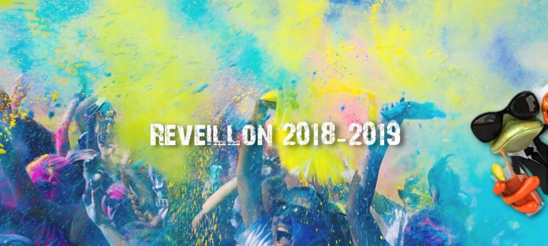 Nouvel An: Où passer un réveillon insolite 2018-2019