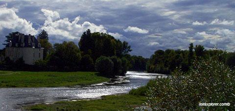 visite du Château de Selles sur Cher avec LoireXplorer