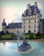 Château de Valencay insolite château de la Loire de Taleyrand visite insolite et animation avis de Loirexplorer entrée du chateau