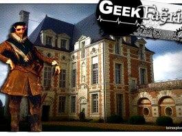 geek faeries au chateau de Selles sur Cher