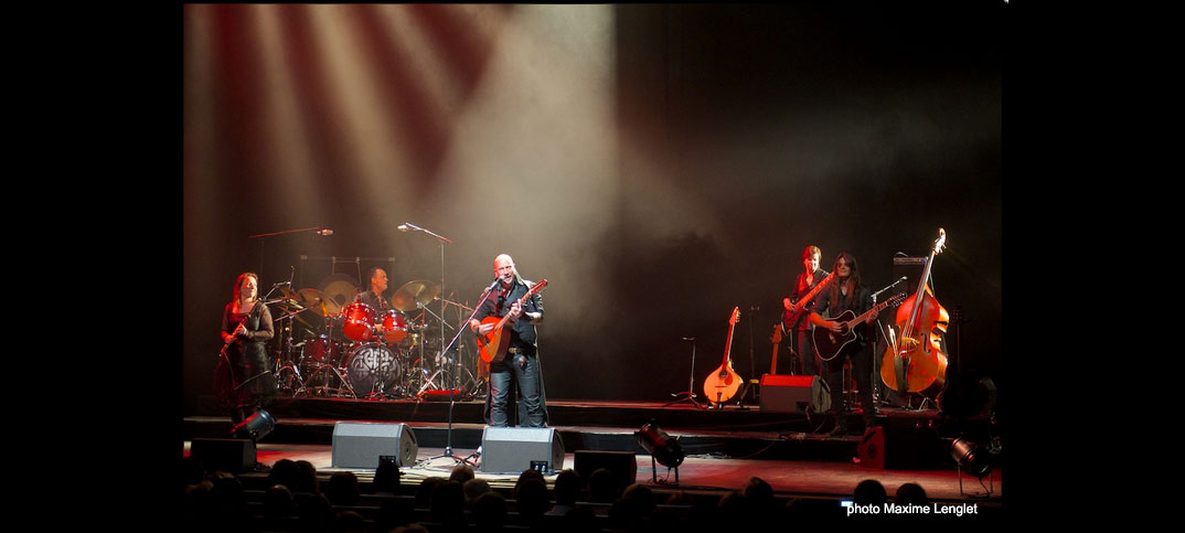 Festival le Son Continu au château d'Ars entre rock et Moyen Age