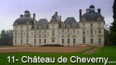 monument et châteaux de la Loire ouverts toute l'année Château de Cheverny