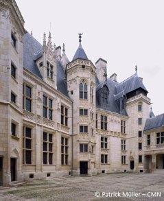 monuments et châteaux de la Loire ouverts toute l'année Palais Jacques Cœur à Bourges