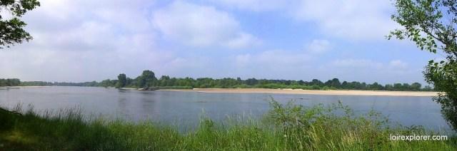 points d'intérêt en région Centre fleuve loire invasion barbare viking