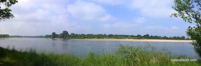 point d'intérêt en région Centre fleuve loire invasion barbare viking
