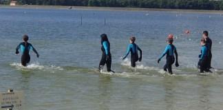marche aquatique en région Centre Aquajogging
