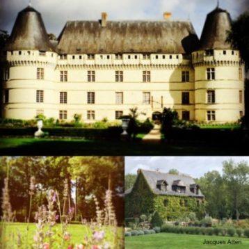 château de l'Islette près d'Azay le Rideau