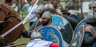 invasions barbares vikings