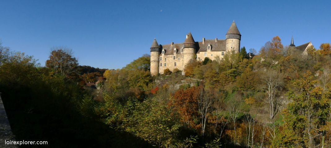 Partez pour un voyage insolite au centre de la France