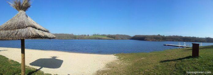 Lac de Sidiailles voyage au centre de la france excursion insolites