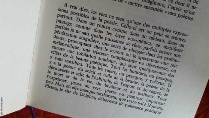 Anthologie de la poésie française de Georges Pompidou - Hachette 1961 copyright Yseult Carré