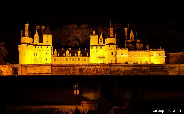 Château de Rigny-Ussé Belle au Bois dormant