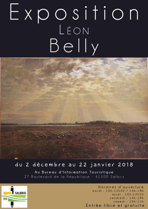 Exposition Léon Belly, un peintre orientaliste en Sologne