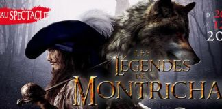 Légende de Montrichard Spectacle