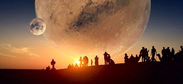 planète mars observation