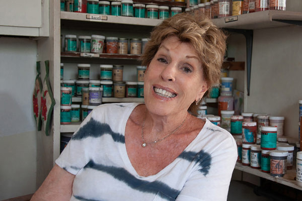 Lois Sattler, Artist Ceramist; California Artist