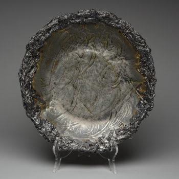 Image: Lois Sattler - Silver Porcelain Bowl