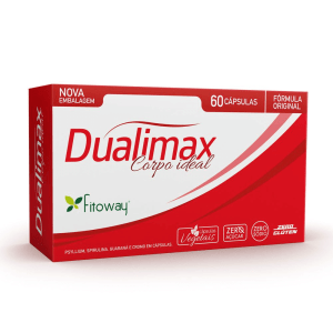 Itens Inclusos 1 unidade Dualimax Corpo Ideal