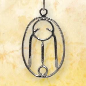 Medalha de Anura - Alegria