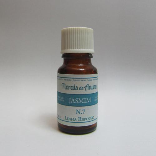 Solução Oleosa N.7 Jasmim