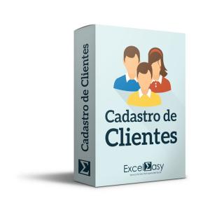 Planilha de Cadastro de Clientes no Excel