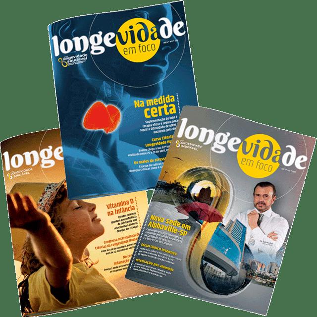 Revistas 10, 11 e 12